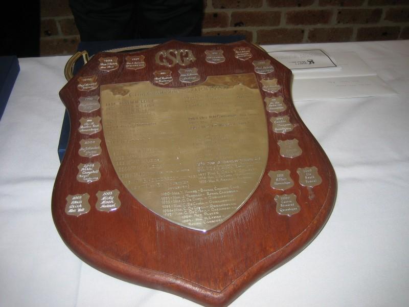 Champion of Champions Shield