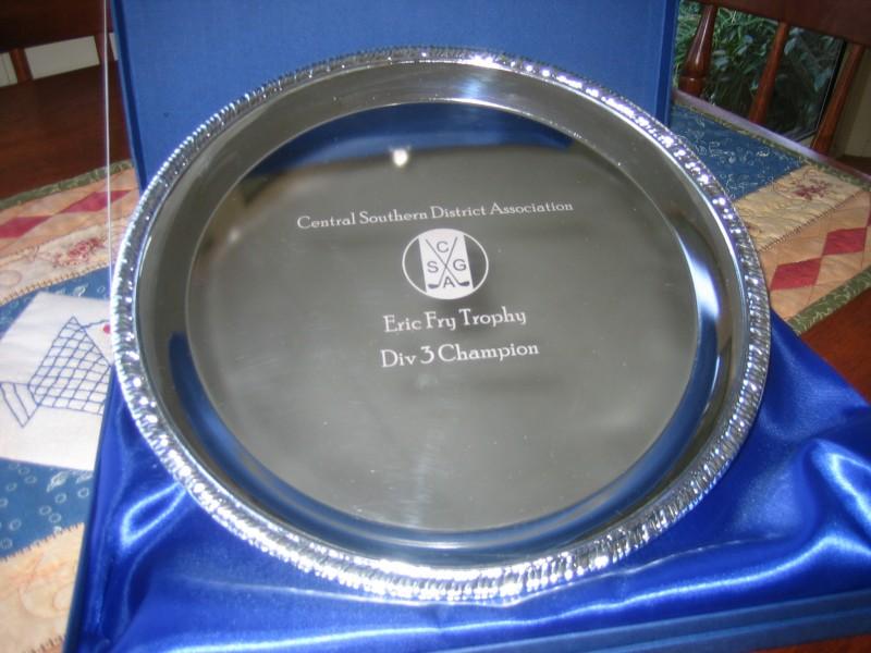 Eric Fry Trophy