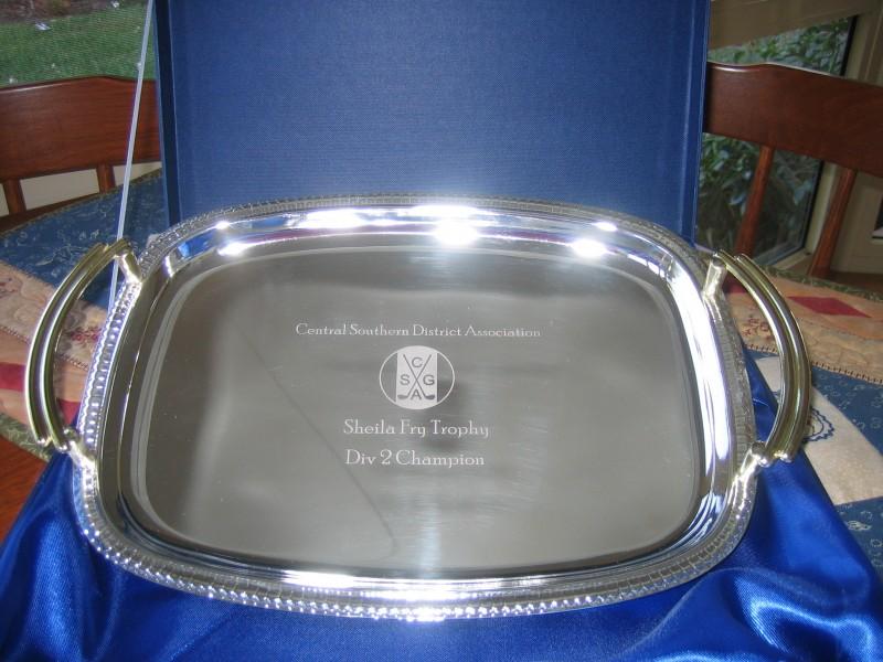 Sheila Fry Trophy