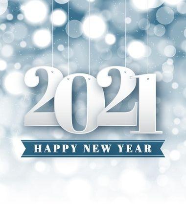 Happy New Year - Let 2021 Begin